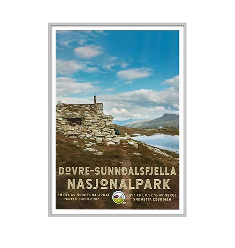 DOVREFJELL-SUNNDALSFJELLA NASJONALPARK II