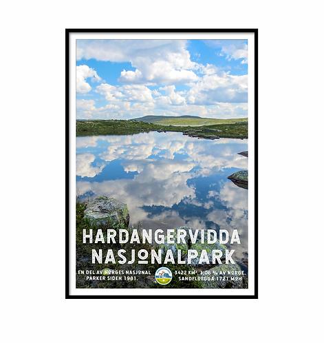 HARDANGERVIDDA NASJONALPARK III
