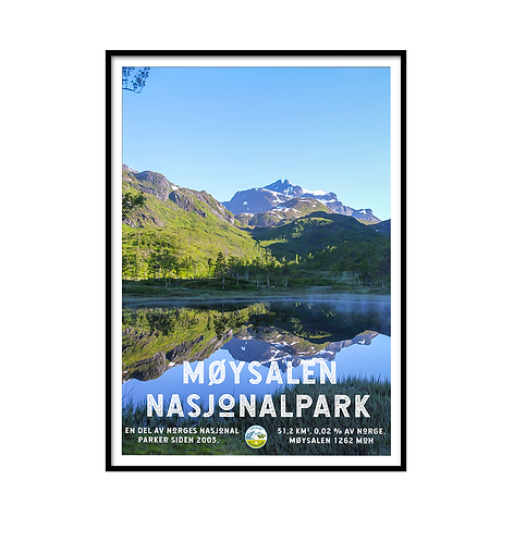 MØYSALEN NASJONALPARK II