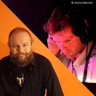 Klo 14.00 Vinyyli-DJ:t Olenko ja Mikko Saari