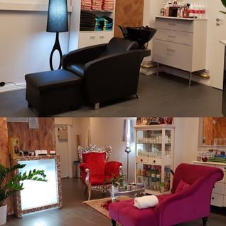 Hair Station ja At Queen's kauneushoitola