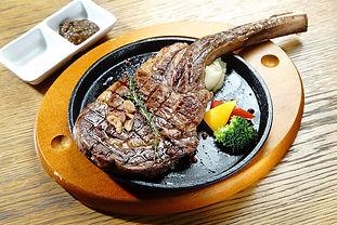 爐烤歐風戰斧牛排