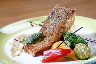 米蘭風味鱸魚