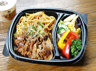 大阪燒豬肉義大利麵.JPG