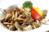 松露青醬菌菇義大利麵(素)