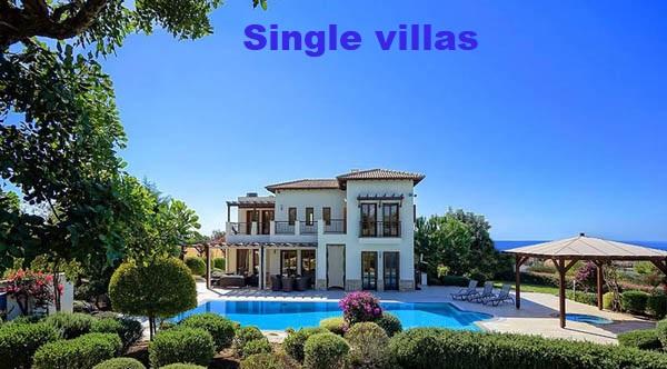 Single villa