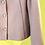 Thumbnail: Casaco de Lã Batida Malise | Veste 44