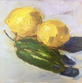 Peppers and Lemons II