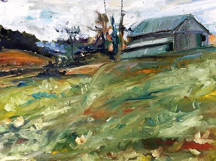David's barn