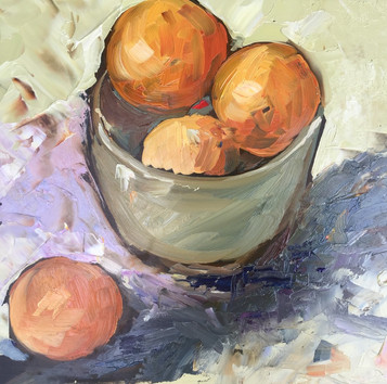 Oranges in Abstract