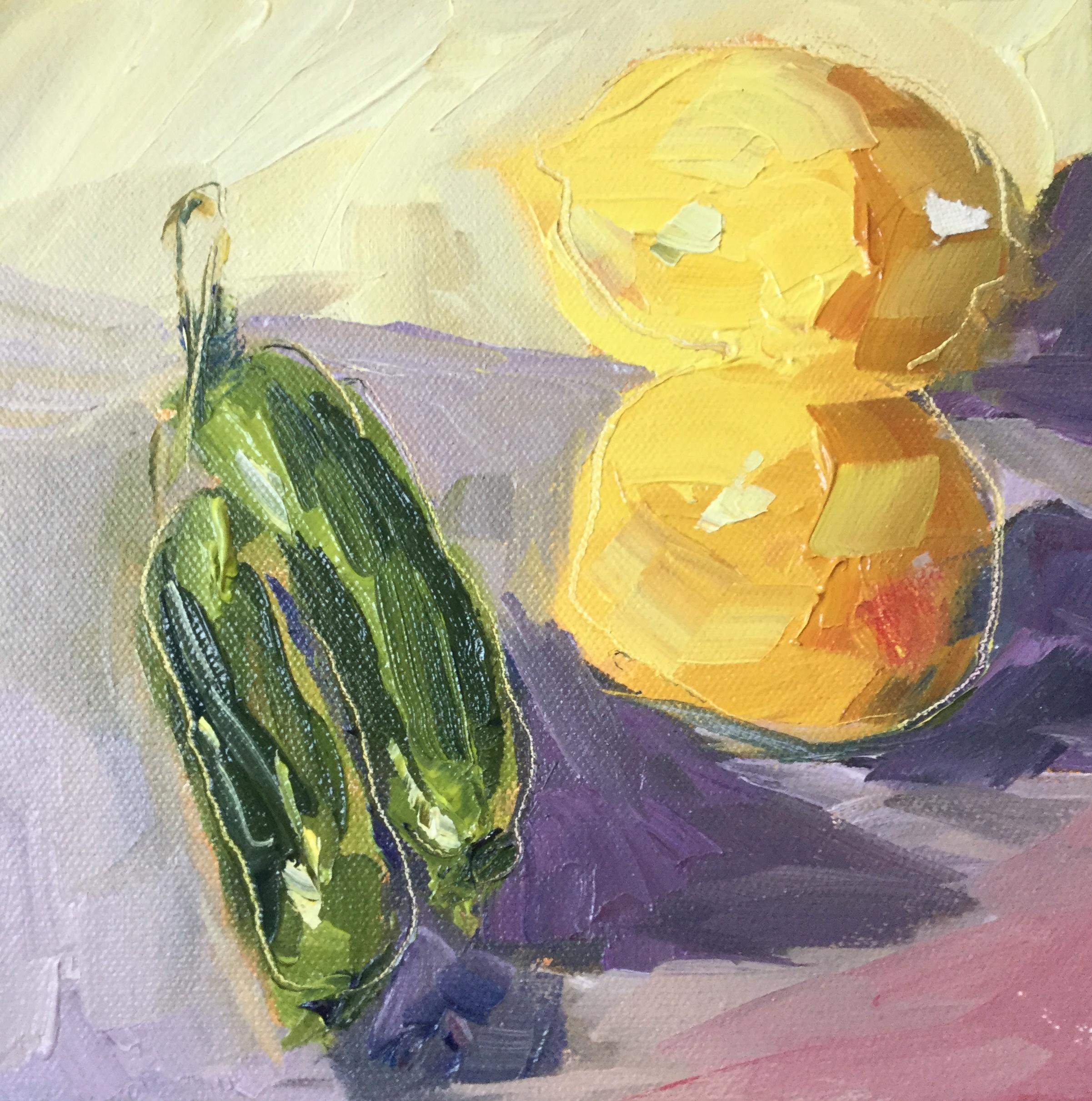 Jalapeno Lemon Zest