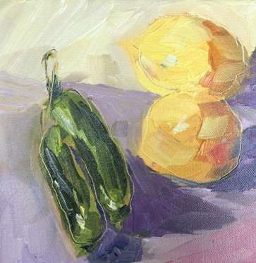 Peppers and Lemons