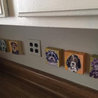 Mini Pets Counter Art