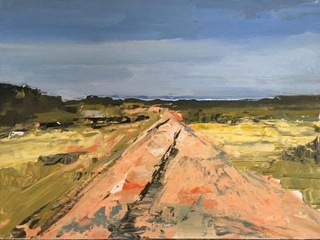 Follow The Orange Dirt Road