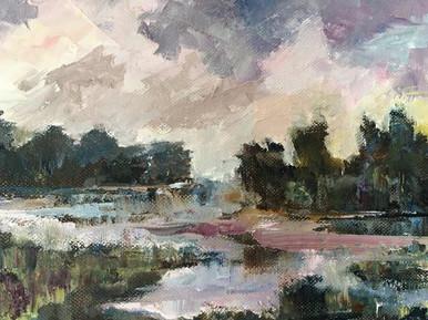 Purply Marsh