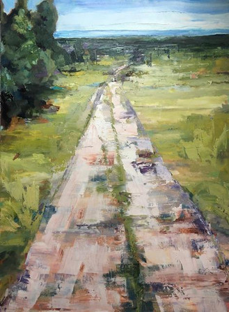 Country Road Reverie