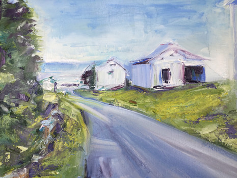 Just Up Ahead-Clore Road Series