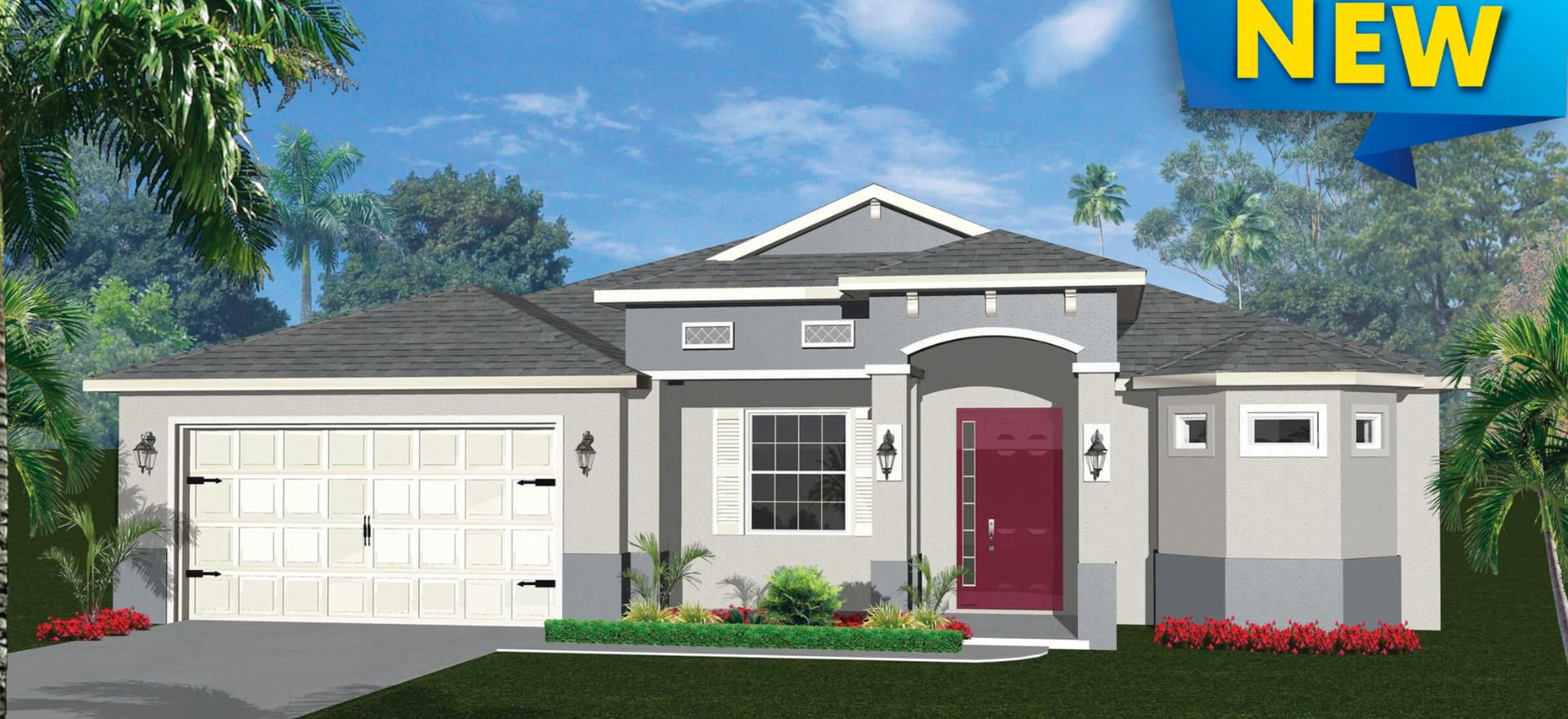 Harborview Floor Plan - Groza Builders Inc.