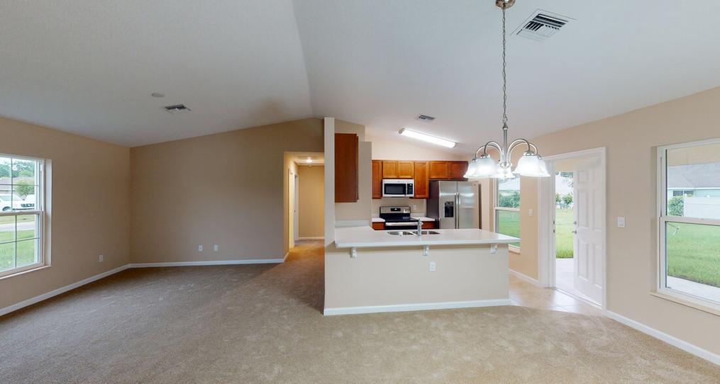 St. Lucia  Floor Plan, Groza Builders Inc.
