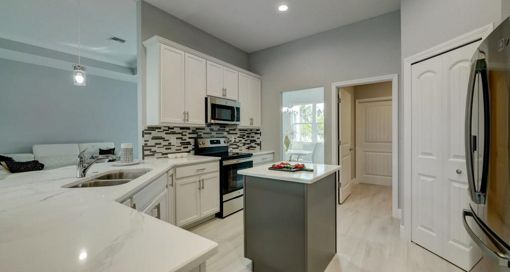 Medallion Floor Plan, Groza Builders Inc.