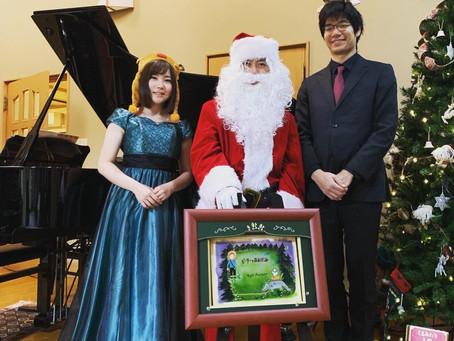 クリスマスコンサート2019終演!