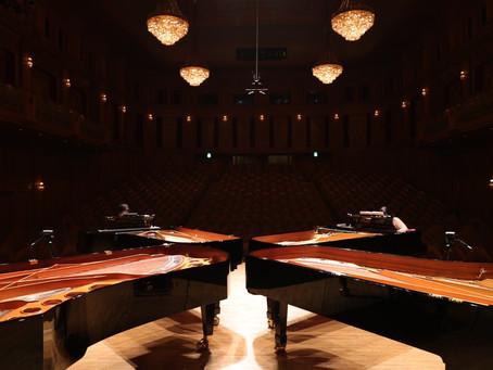 PIANO FESTIVAL 2021終演!
