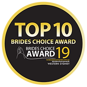 Ruth Matos 2019 Top 10 Brides Choice Awa