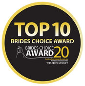 Ruth Matos 2020 Top 10 Brides Choice Awa