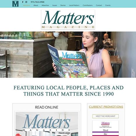 Matters Magazine