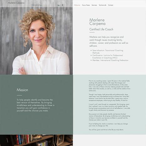 Marlene Carpena Life Coach