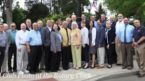 Happy Anniversary to the Ridgewood AM Rotary Club!