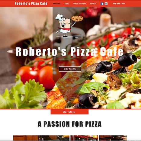 Roberto's Pizza Cafe