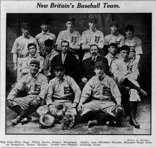 Béisbol in New Britain: Local minor league team employed barrier-breaking ballplayers