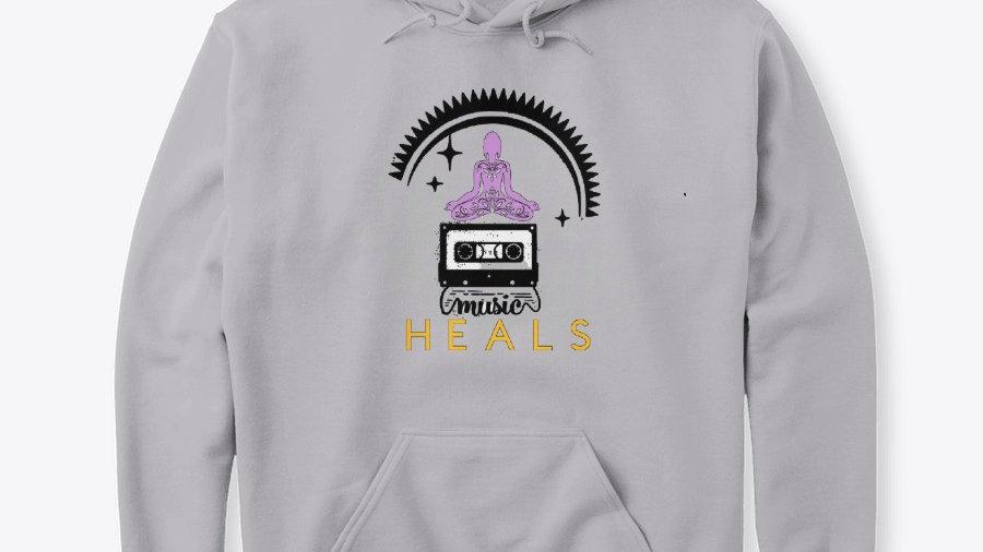 Music Heals Hoodie