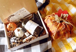 Autumn Skies, Pumpkin Spice & DIY's