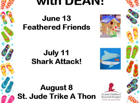 Summer Fun with DEAN!!!