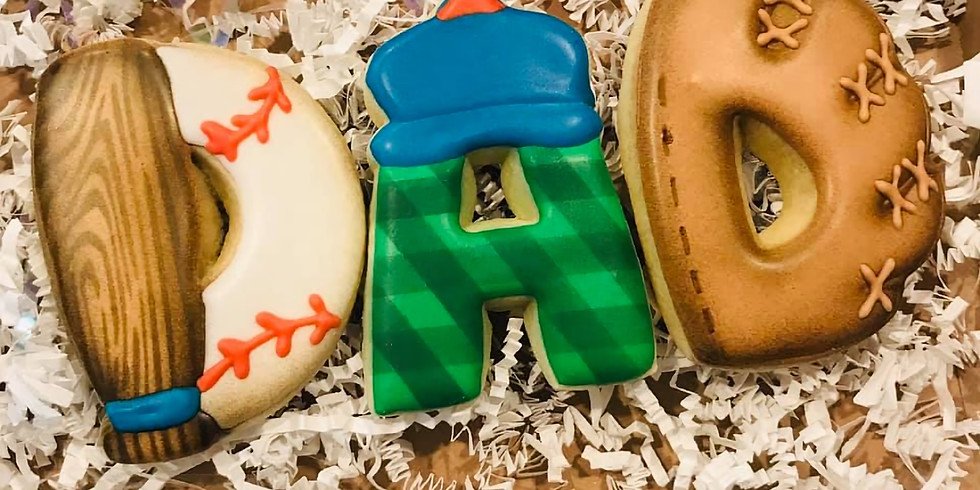Cookie Decorating Class for Father and Child