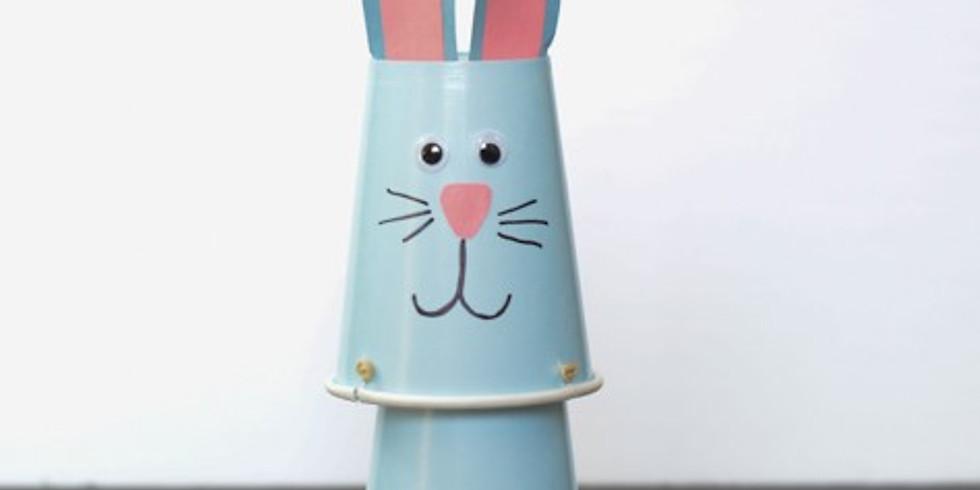 Story Time & Crafts:  Easter is Egg-celent!