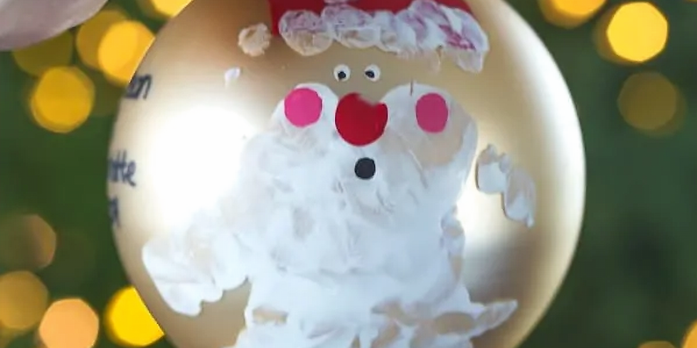 Story Time & Crafts:  Deck the Halls with DEAN