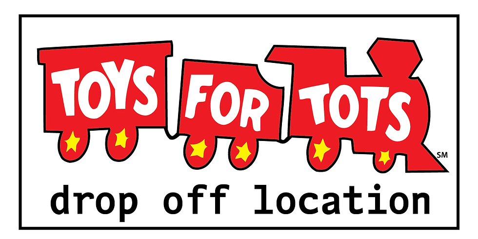Fundrasing:  Toys for Tots