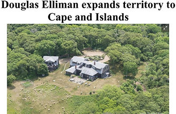 Expands to cape and Islands in the news.