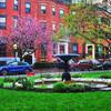 Union Square, South End Boston