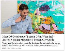 DJ Gendreau, Douglas Elliman, Real Estate Agent Boston