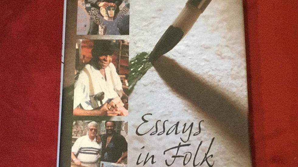Essays in Folk Art
