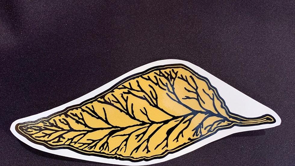 Tobacco Leaf Decals