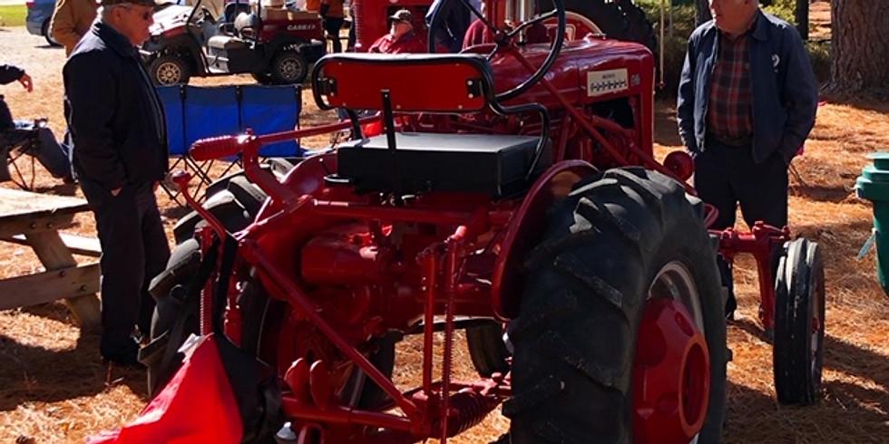 Antique Tractor Display/Farmer Appreciation Day
