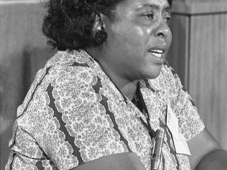 Black History Month: Fannie Lou Hamer and the Freedom Farm Cooperative