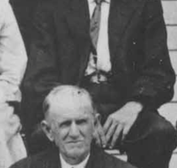 Iredell and Walter Brown - The Men of the Brown Family Homestead