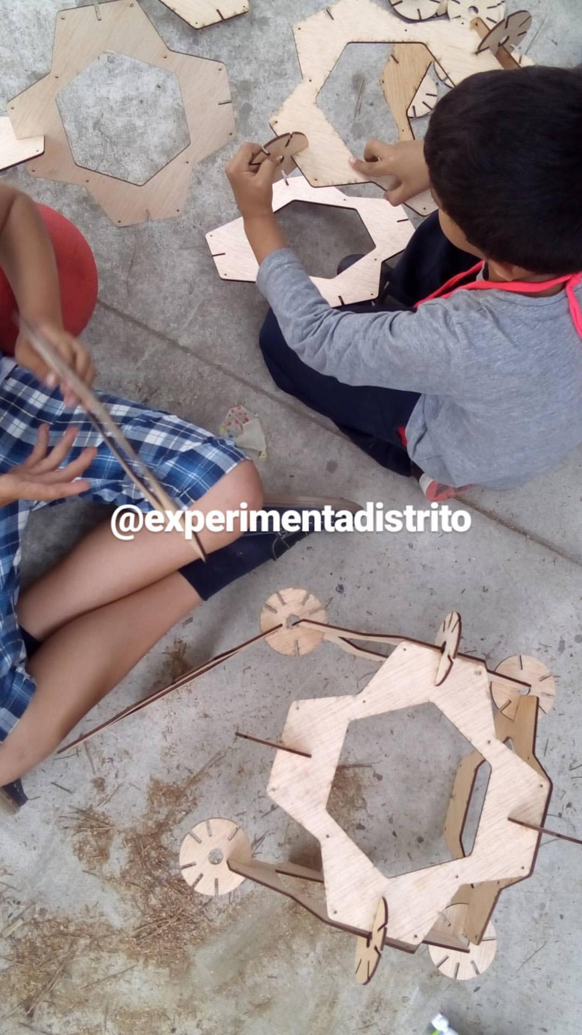 EXPERIMENTA 3x(v 3.0)