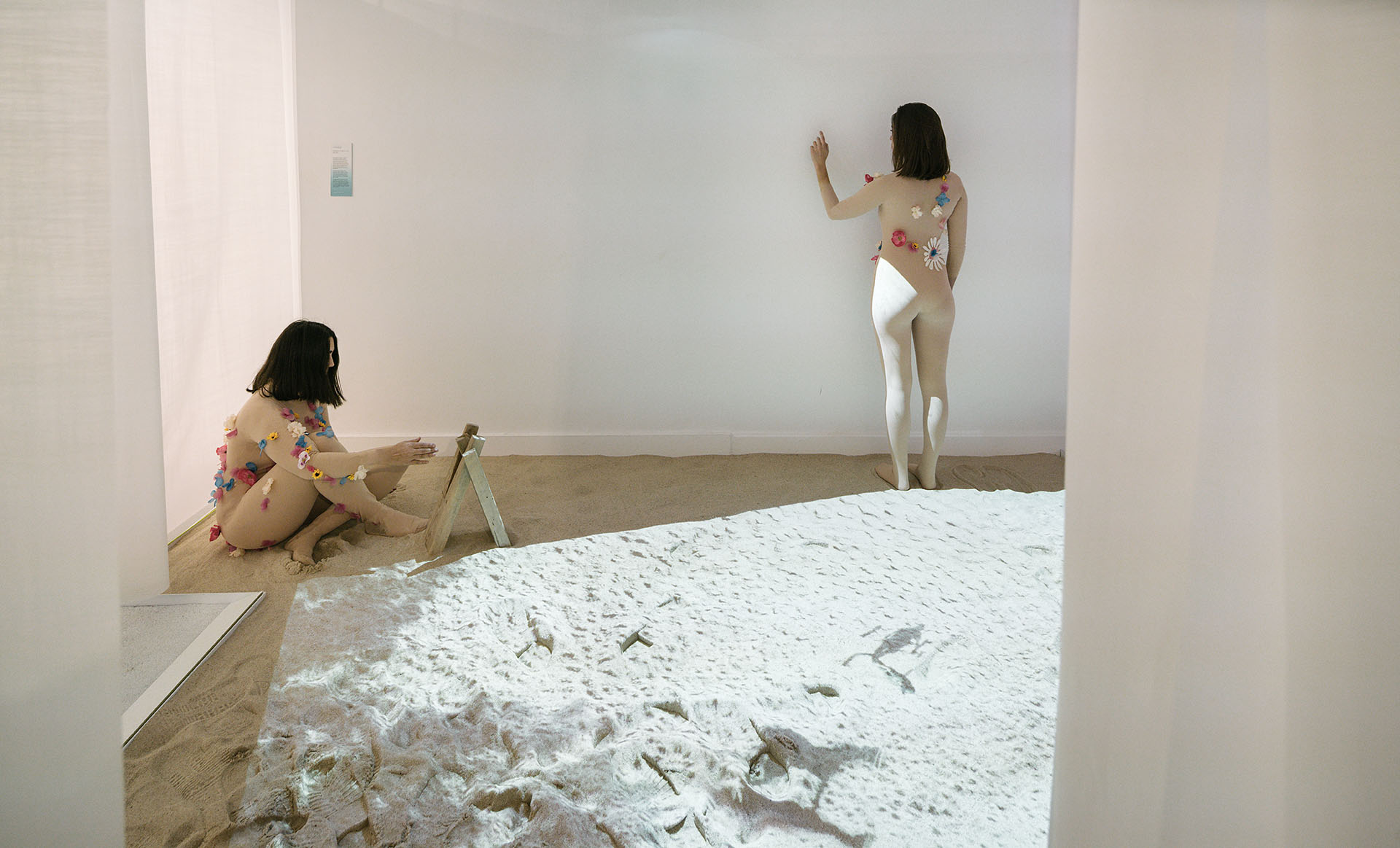 Exposición de Arte visuales